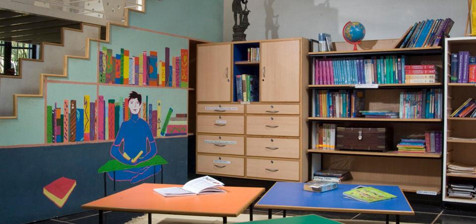 Детский развивающий центр. История