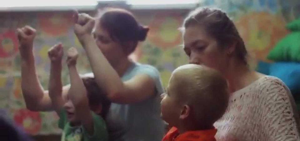 Коррекция, развитие и социализация детей с РАС